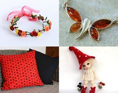 Red or nothing by Axelle BOSLER on Etsy--Pinned+with+TreasuryPin.com