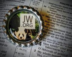 JW.org Pin-blau von SERtique auf Etsy