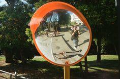 Curvy Selfie Portra 400, Kodak Portra, Athens, Street Photography, Greece, Curvy, Selfie, Mirror, Greece Country