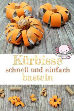 Die 130 Besten Bilder Von Basteln Im Herbst Autumn Crafts Fall