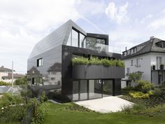 Haus SCH | Stuttgart, Germany | Bottega + Ehrhardt Architects