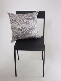 Schumacher+Romeo+Cushion+Cover+Martyn+Lawrence+Bullard, £20.00 Grey white marble print cushion.
