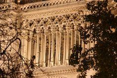 Arcades de Notre-Dame. Paris