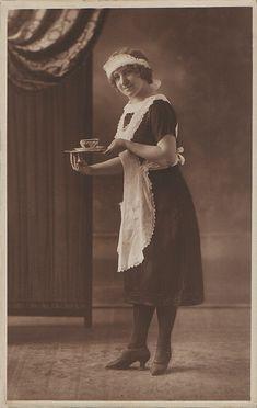 1920's maid @Lindsey Nicole Michelle
