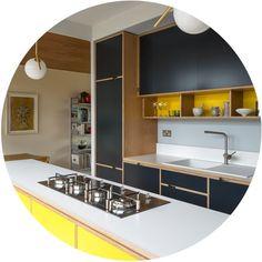 Bespoke Plywood Furniture Plywood Furniture, Cheap Furniture, Furniture Removal, Furniture Design, Plywood Kitchen, Kitchen Wood, Kitchen Ideas, Harris House, Furniture Disposal