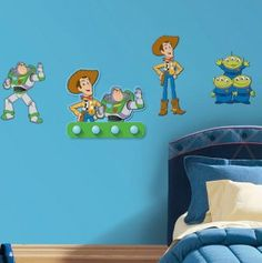 Toy Story Foam Wall Art 3pc.
