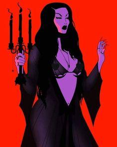 Foto Cartoon, Cartoon Art, Chicas Punk Rock, Arte Obscura, Witch Art, Halloween Kostüm, Pulp Art, Pin Up Art, Horror Art