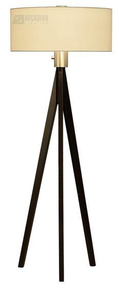 Nova Lighting Tripod Transitional Floor Lamp - NV-10858