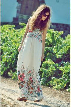 Long summer dress <3