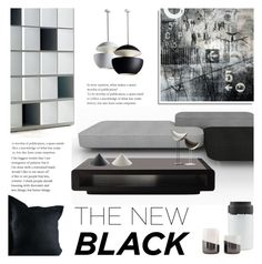 """""""Untitled #1014"""" by valentina1 ❤ liked on Polyvore featuring interior, interiors, interior design, home, home decor, interior decorating, David Design, The Artwork Factory, Bitossi and House Doctor"""