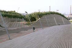 Forum / S-E Coastal Park by FOA (Foreign Office Architects),Barcelona,Spain