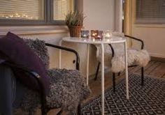 Kuvahaun tulos haulle parvekkeen talvinen sisustus Table, Inspiration, Furniture, Home Decor, Interiors, Garden, Biblical Inspiration, Decoration Home, Room Decor