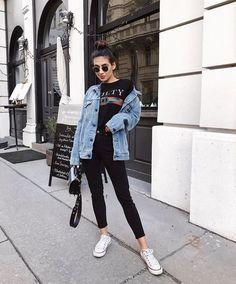 a1c7bc74d 5 maneiras de usar a jaqueta jeans feminina