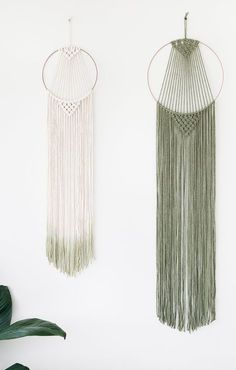 Handmade with Locally Sourced Materials. Macrame Wall Hangings & Hoops, Plant Hangers, and Wedding Decorations. Style your Walls and Special Occasions!