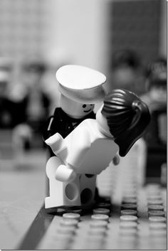 Way of love in Lego style