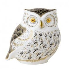 Figurky -  Little Grey Owl 9 cm