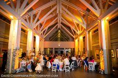 Baker Hall   Wedding at Norfolk Botanical Garden