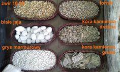 Porównanie kamieni