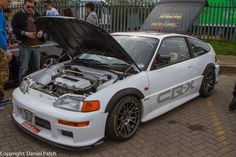 Mugen Honda CRX - Best I've ever seen!