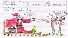 Verifica di lettura e comprensione del testo, II bimestre classe terza Babbo Natale e le renne Mancano oramai pochi giorni al Na...