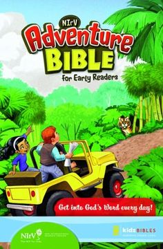 "[""Ready for Adventure? <i>The NIrV Adventure Bible for Early Readers<\/i> takes you on a fun, exciting journey through God's Word. Along the way you'll meet all types of people, see all sorts of places and learn all kinds of things about the Bible. Most importantly, you'll grow closer in your relationship with God. <br><br>\r\n\r\n<b>Features:<\/b> <br>\r\n\u2022 Life in Bible Times' Articles and illustrations describe what life was like in ancient days <br>\r\n\u2022 People in Bible Times'…"