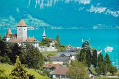Where cubical are made of mountains... #Switzerland #Travel