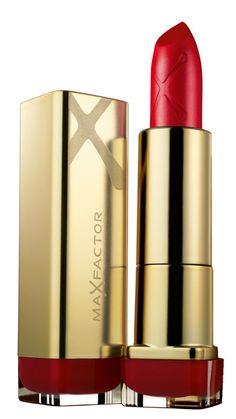 Colour Elixir, de Max Factor. Lápiz labial que ofrece color e hidratación.
