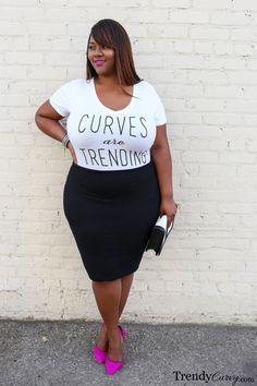 Trending Topic - Trendy CurvyTrendy Curvy