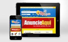 App programado em HTML e PHP com bootstrap elaborado para divulgação de comercio em ampla escala gerando uma hotpage do cliente com muitas imformações e com área de utilidades. Esse App está disponível em Google play
