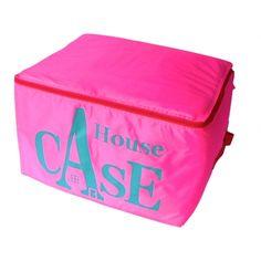 House Case Nylon Rose Fluo