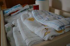 DIY Organic Baby Powder