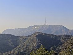 The Hollywood Sign - One of the most iconic signs in the world and American culture, the Hollywood Sign is certainly a popular tourist attraction and one that is a must see landmark. This photo was taken from the Griffith Observatory that looks all over Los Angeles. This too, is an amazing place to visit as the landscape visible here is truly awe-inspiring.