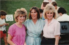 Debbie, Mary and Suzanme