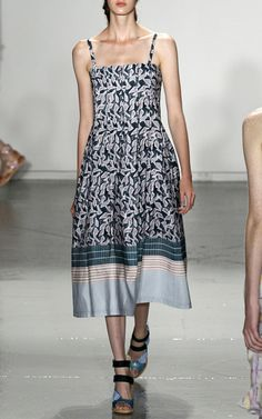 Suno Spring/Summer 2015 Trunkshow Look 24 on Moda Operandi