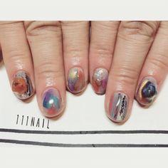 🎨◼️🔲🔹▪️🔳◻️🔺🔴 #Nail#art #nailart…
