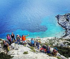 Amazing vacation here in Kalymnos with @vertical_sailing_tour @lakecomoadventures @paolosartophoto and a bunch of amazing people!!! Gorgeous views and great climbing. Photo by @lakecomoadventures!   #adventure #verticalsailingtour #lakecomoadventures #climbing_is_my_passion #climbing_pictures_of_instagram  #climbing #rockclimbing #hiking #hikingtrails #greece #beautiful #beautifuldestinations #bestvacations #earthpics #lovenature #kalymnos #discoverearth #climbingisbliss #timetoclimb…