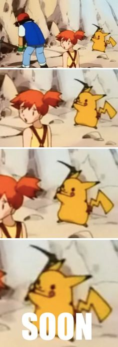 Misty didn't leave because her relationship with Ash became too complicated, she left because someone else was plotting against her...