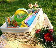 Picnic Ideias por Carol Celico. Como fazer uma picnic em família no parque