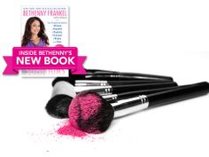 Inside Bethenny's New Book: How to Clean Your Beauty Tools