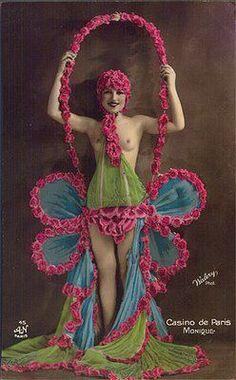 Casino de Paris c1915. @Deidra Brocké Wallace