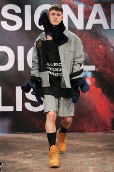 Shaun Samson Men's Fall Winter 2015 Otoño Invierno #Menswear #Trends #Moda Hombre #Tendencias