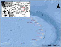 sandwich islands antarctica La esfinge de los hielos