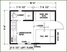 12 x 16 cabin 12x16 cabin floor plans the georgia for 14x24 cabin plans