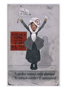 """""""A perfect woman, nobly planned / To warn to comfort & command."""""""