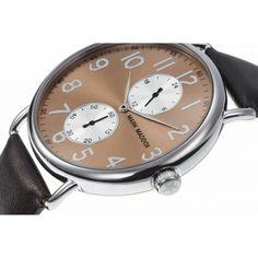 Mark maddox elegant Leather watch