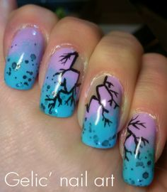 I thought easter was next week but apparently it is now and I've done an appropriate but simple nail art. As you see it's cracked easter egg. Great Nails, My Nails, Nailart, Wide Nails, Manicure E Pedicure, Easy Nail Art, Spring Nails, Easter Eggs, Fun Stuff