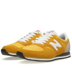 New Balance x K-Way U420K (Yellow)