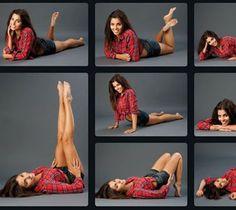 50 ideias de poses fotográficas para você tentar - 3ª parte                                                                                                                                                     Mais