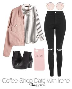 66 awesomely cute back to school outfits for high school 63 Kpop Outfits, Teen Fashion Outfits, Outfits For Teens, Fall Outfits, Edgy Teen Fashion, Fall College Outfits, Summer School Outfits, Pink Outfits, Office Outfits