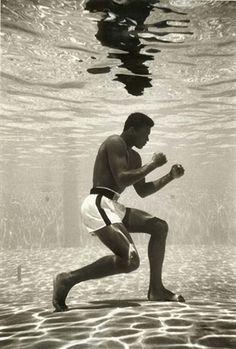Muhammad Ali by Flip Schulke on artnet Auctions